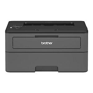 Brother HL, L2375DW, Impresora Láser Monocromo, Soporta LAN inalámbrico, A4 (210 x 297 mm)