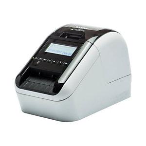 Brother Imprimante d'étiquettes QL-820NWB - Thermique directe - Polychrome