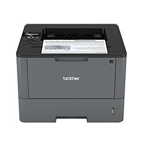 Brother Imprimante laser HL-L5100DN - monochrome, A4 compatible réseau filaire