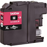 Brother LC125XLM Cartucho de tinta magenta de alta capacidad