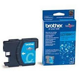 Brother, Materiale di consumo, Cart ciano mfc5890cn/6490cw/dcp6690, LC-1100HYC