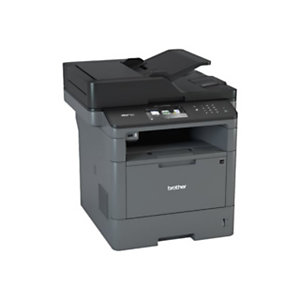 Brother MFC-L5750DW, Laser, 1200 x 1200 DPI, 250 hojas, A4, Impresión directa, Negro, Grafito