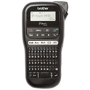 Brother P-touch H110 Etichettatrice elettronica, Nero