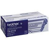 Brother TN-2110, Tóner Original, Negro