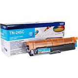 Brother Toner Original TN-245C C, TN-245C (Pack de 1) grande capacité, Cyan