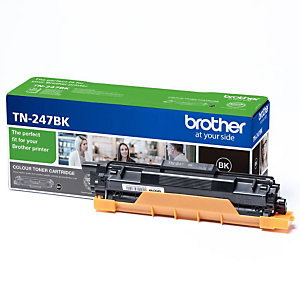 BROTHER Toner original TN247BK, grande capacité - Noir