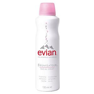 Brumisateur Evian, aérosol de 150 ml