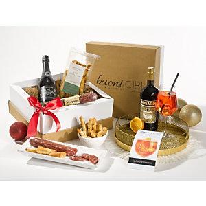BuoniCIBI - Regali Gourmet Cofanetto Aperitivo Spritz
