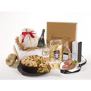 BuoniCIBI - Regali Gourmet Cofanetto Regalo di Natale