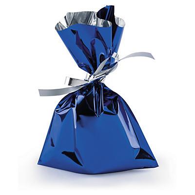Buste regalo metallizzata senza chiusura adesiva colori assortiti