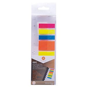 M by Staples Segnapagina inseribile per Blocco ARC, Colori assortiti (confezione 200 pezzi)