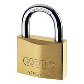 Cadenas à clé laiton ABUS