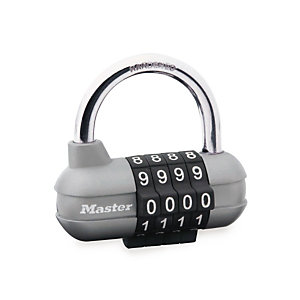Cadenas Pro à combinaison programmable Master Lock