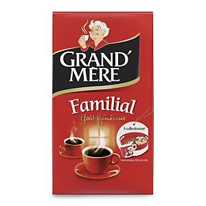 Café moulu GRAND-MÈRE