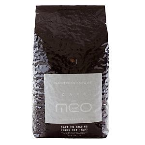 Café en grains Méo Gastronomique, 100% arabica, 1 kg