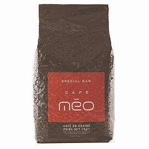 Café en grains Méo Spécial Bar, mélange robusta/ arabica, 1 kg