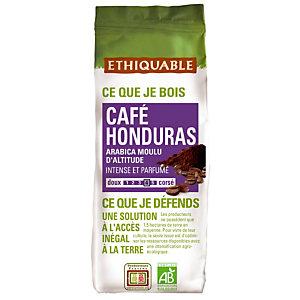 Café moulu Ethiquable Honduras, 250G