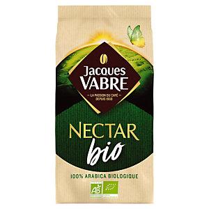 Café moulu Jacques Vabre Nectar Bio 250 g