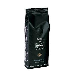 Café moulu Miko Diamant Noir, 100% arabica, 2 x 250 g