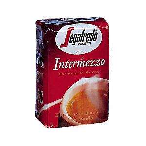 Café moulu Segafredo Intermezzo, mélange robusta/ arabica, 1 kg