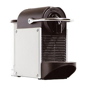 Cafetière Nespresso Magimix Pixie Gris aluminium 11322