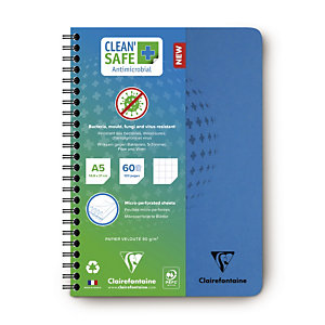 Cahier Clean'Safe CLAIREFONTAINE