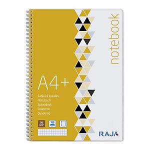 Cahier recyclable, écologique et éco-responsable RAJA