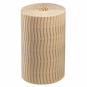 Caillebotis milieu humide Soft-Step en rouleau 15 x 0,60 m ivoire