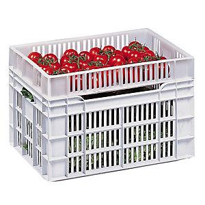 Caisse alimentaire ajourée 25 L. Gilac