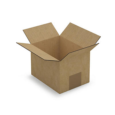 Caisse carton 16x12x11