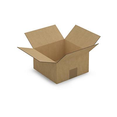 Caisse carton 20x20x11