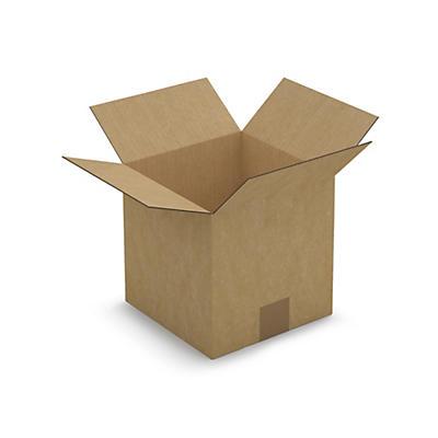 Caisse carton 20x20x20 cm