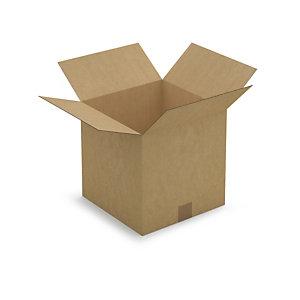Caisse carton 30x30x30 cm