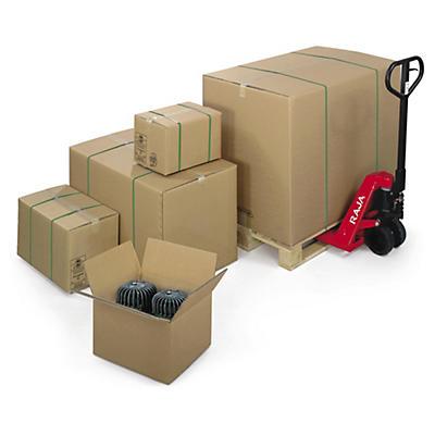 Caisse carton brune triple cannelure RAJABOX