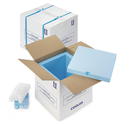 Caisse carton isotherme Cool®