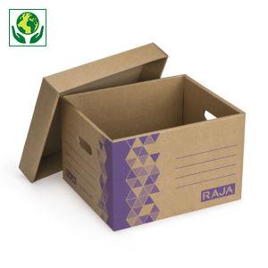 Caisse multi-usage compacte montage instantané RAJA