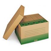 Caisse multi-usages en carton recyclé