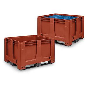 Caisse-palette plastique Géobox