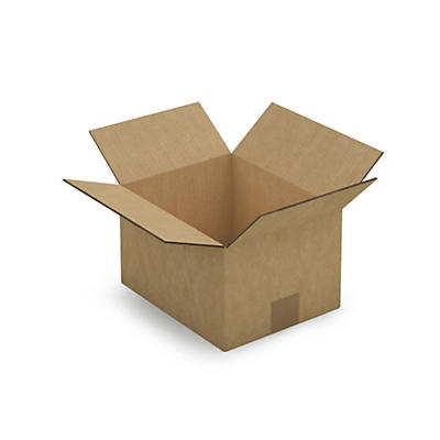 Caisses carton 25x20x15 cm