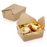Caixa de comida para levar