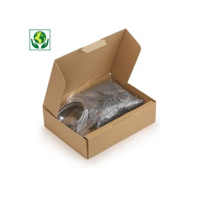 Caixa de largura ajustável