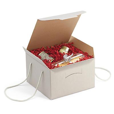 Caixa mala apresentação de produtos Amarante