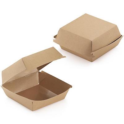 Caixa para hambúrguer