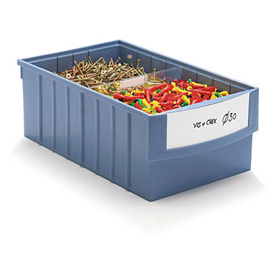 Caixa stock de armazenamento