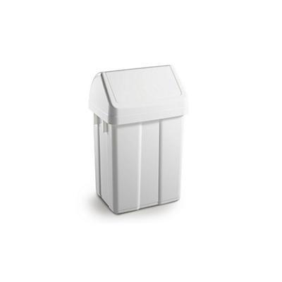 Caixote do lixo com tampa basculante