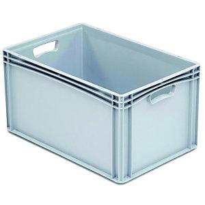 Caja de almacén para Europalets 60 L.