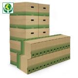 Caja de cartón reciclado multiusos RAJA®