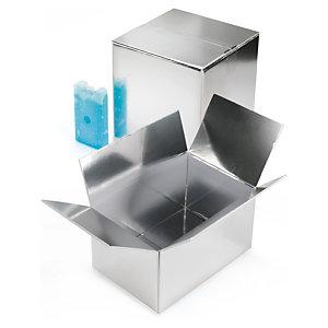 Caja isotérmica 4 solapas