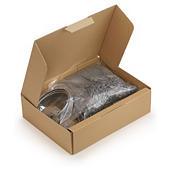 Caja postal de ancho adaptable