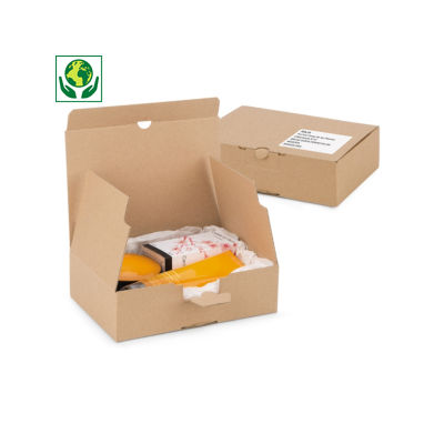 Caja postal montaje instantáneo